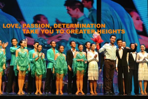dance performances, dancesport shows, latin dance shows