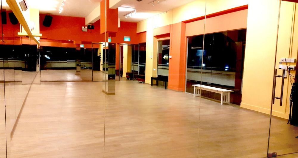 new dance studio, dance practices, studio rental
