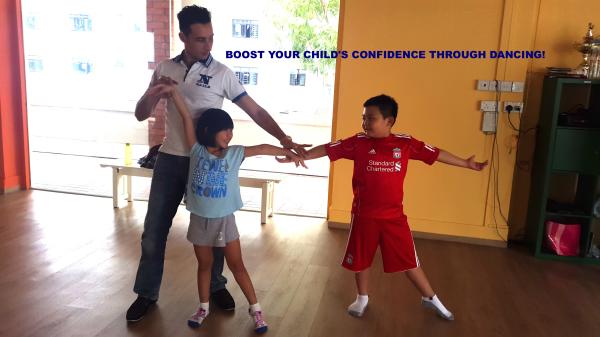 children dance lessons, kids dance courses