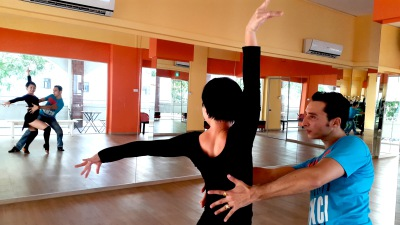 private dance lessons, latin dancesport instruction