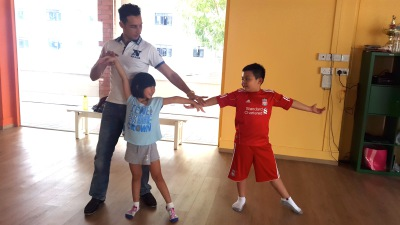 children's dance classes, kids learn latin dances, group classes