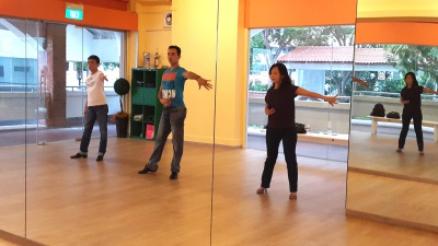 private latin dancesport dance classes, special choreography