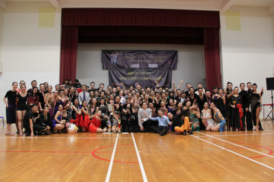 2nd Aquilia-NTU Dancesport Championship 2018