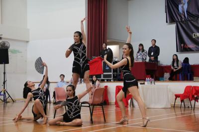 latin formation team, latin shows, dance choregraphy