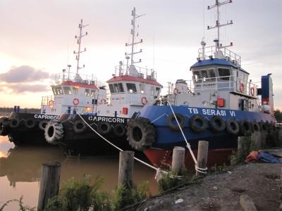26M & 30M Tugboats