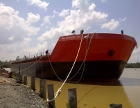 5000DWT CPO Barge