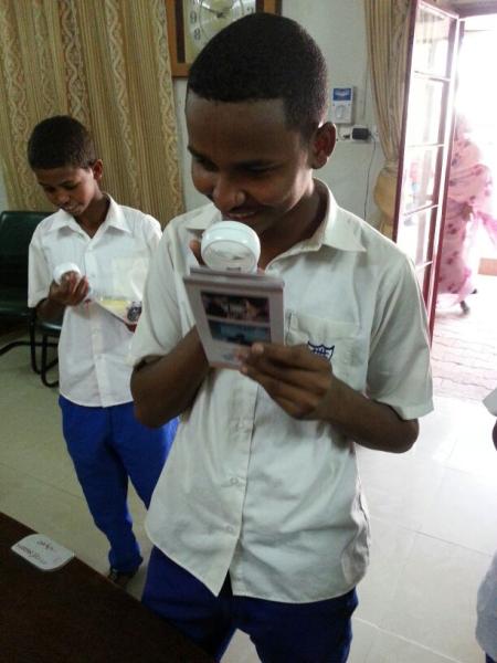 Sight Service supports school in Sudan