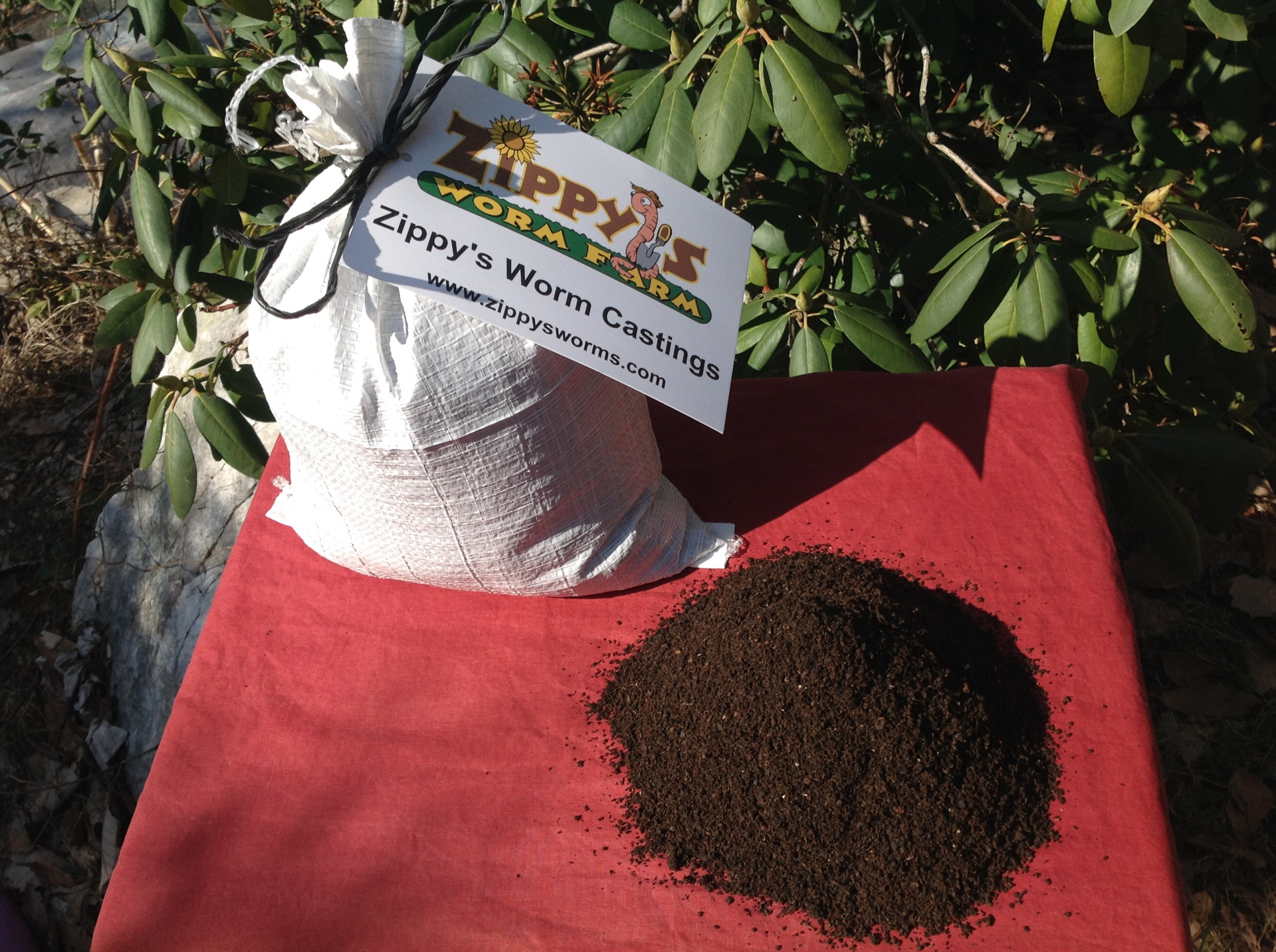 Using Worm Castings