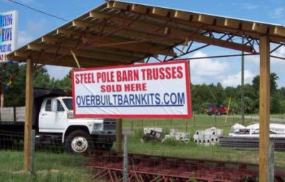 Steel Trusses vs Wooden Trusses