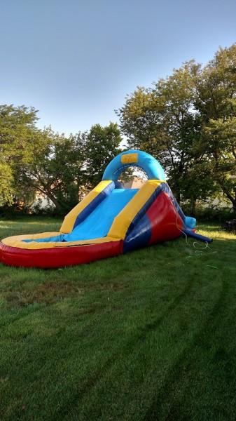 12' Water Slide $300