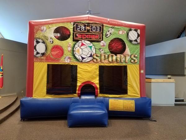 Bounce House $215