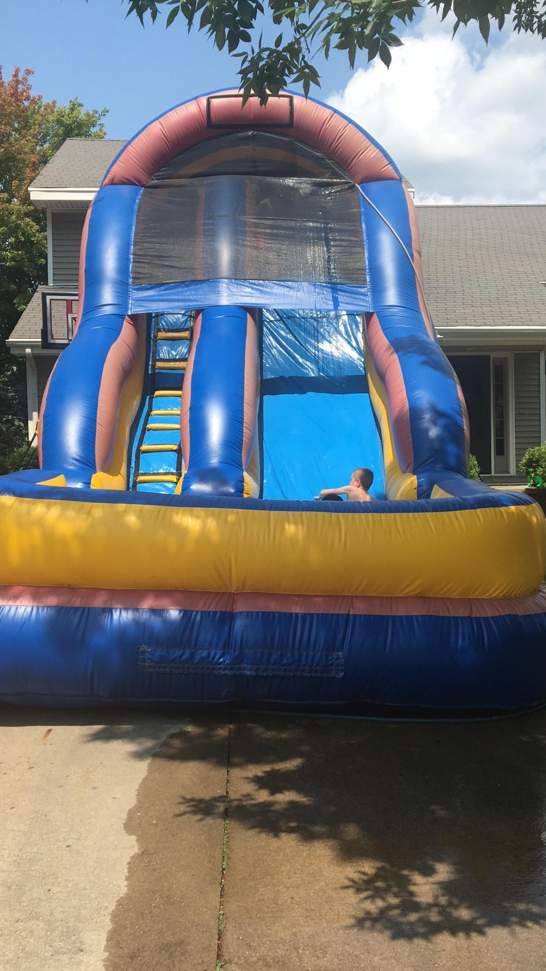 18' Wet/Dry Slide
