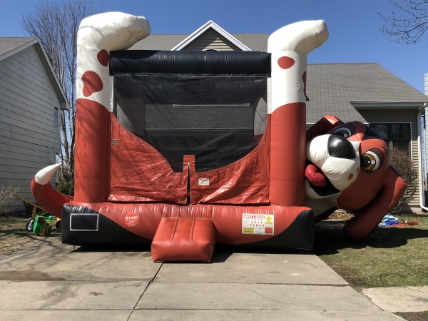 Dog Bounce House $225
