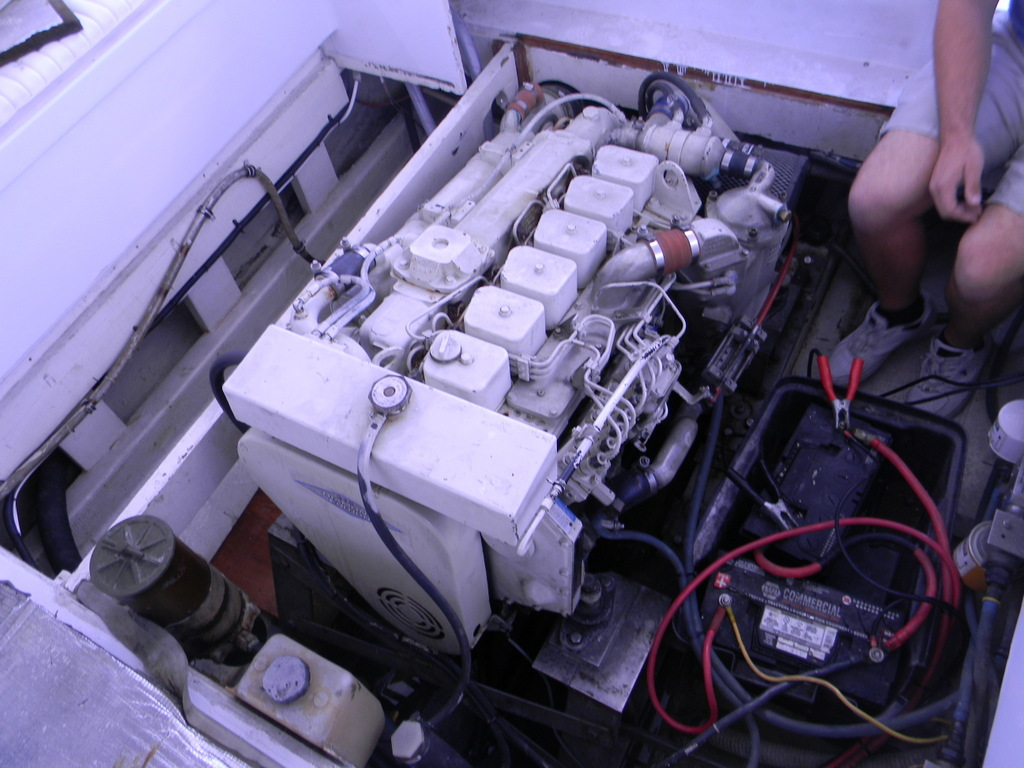 Why do boat motors break?