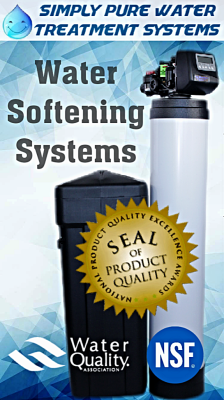 SPWTS Soft n' Pure Water Softening System