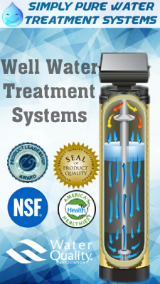 SPWTS SIO Well Water Treatment System