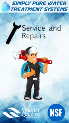 SPWTS Water Treatment System Repair and Service
