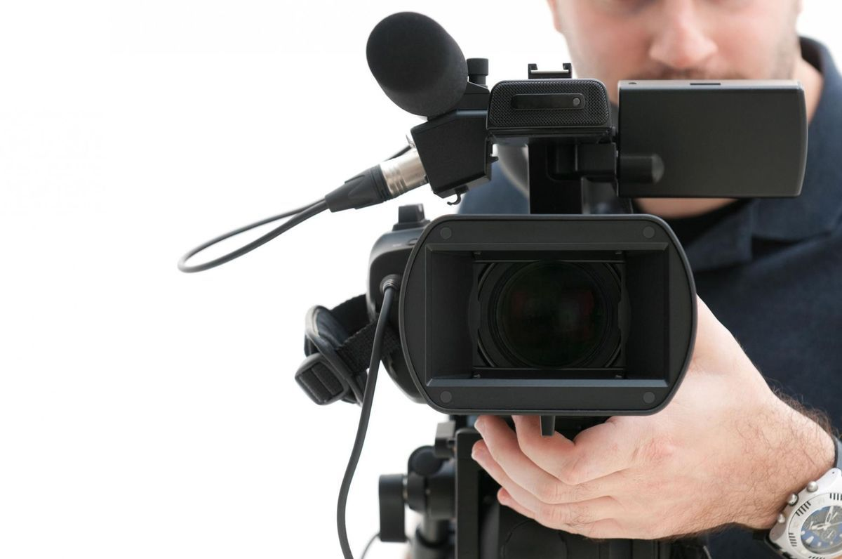 videographer film clip movie professional