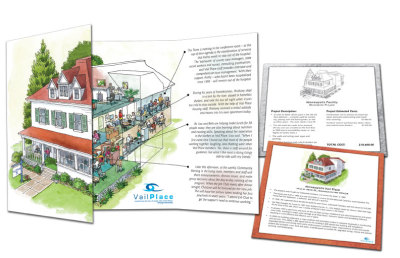 Vail Place marketing materials