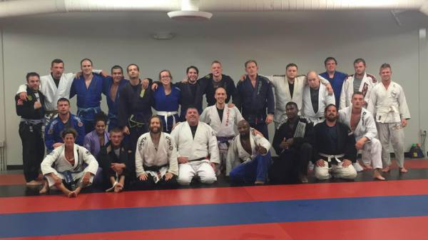 A great turnout on the mats!!