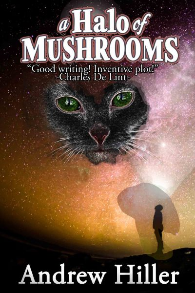 A Halo of Mushrooms