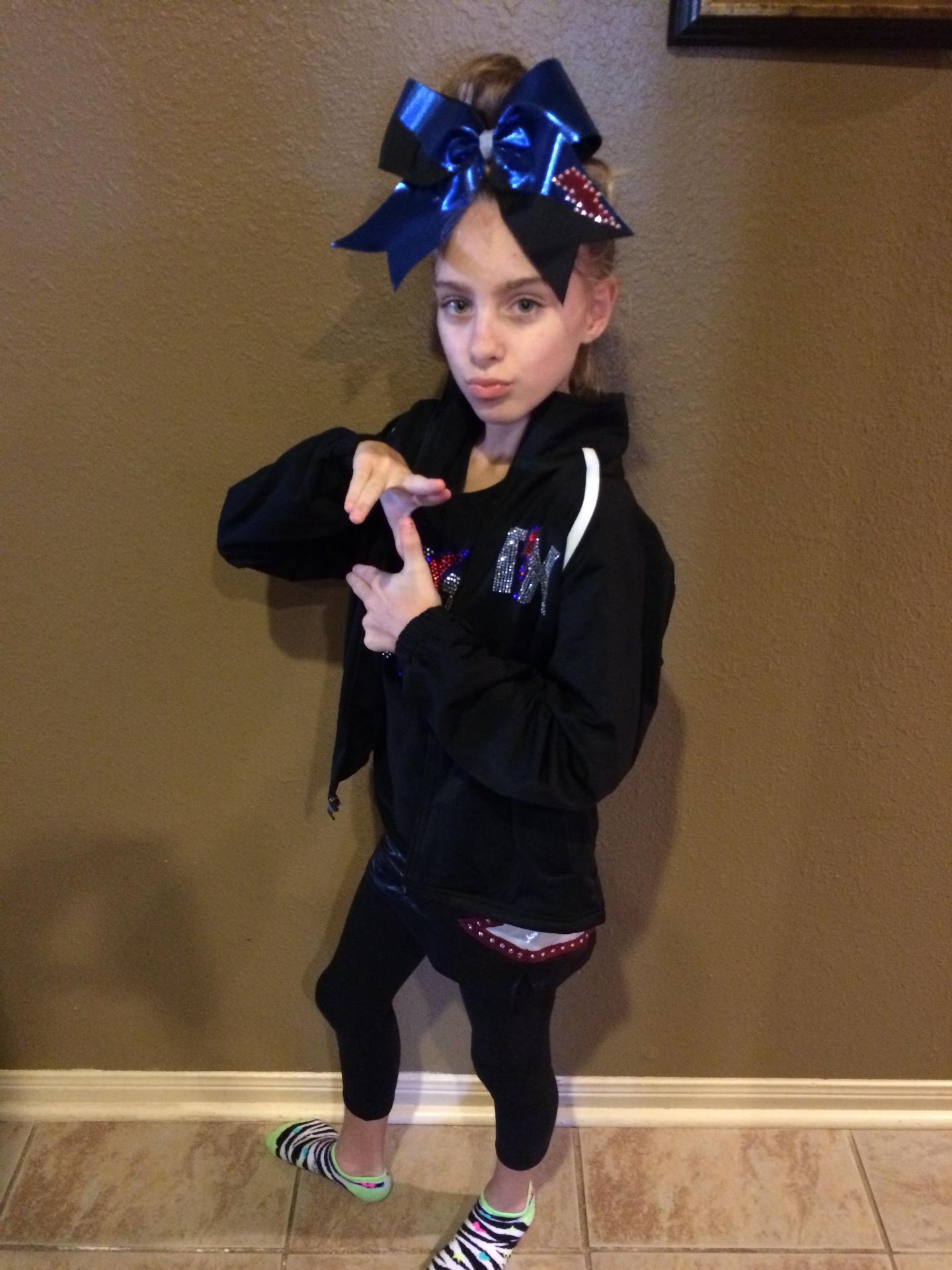 Cheer Ready