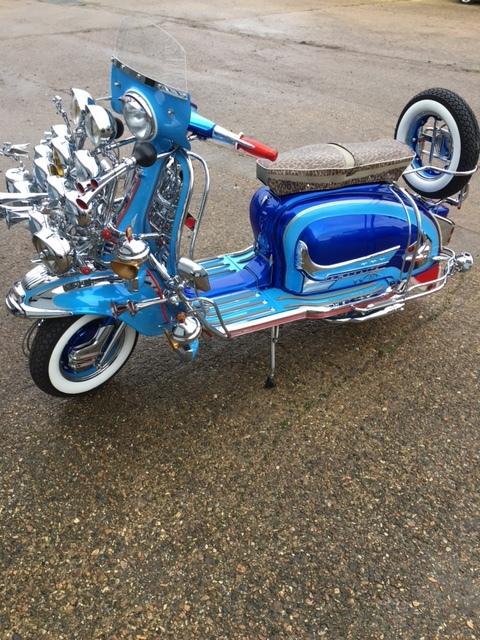 AutoInn Motorcycle