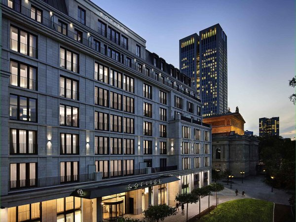 Lot 10: Hotel Molitor Paris - Mgallery by Sofitel
