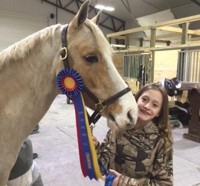 Central Ohio Horseshowing