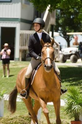 Horseshowing