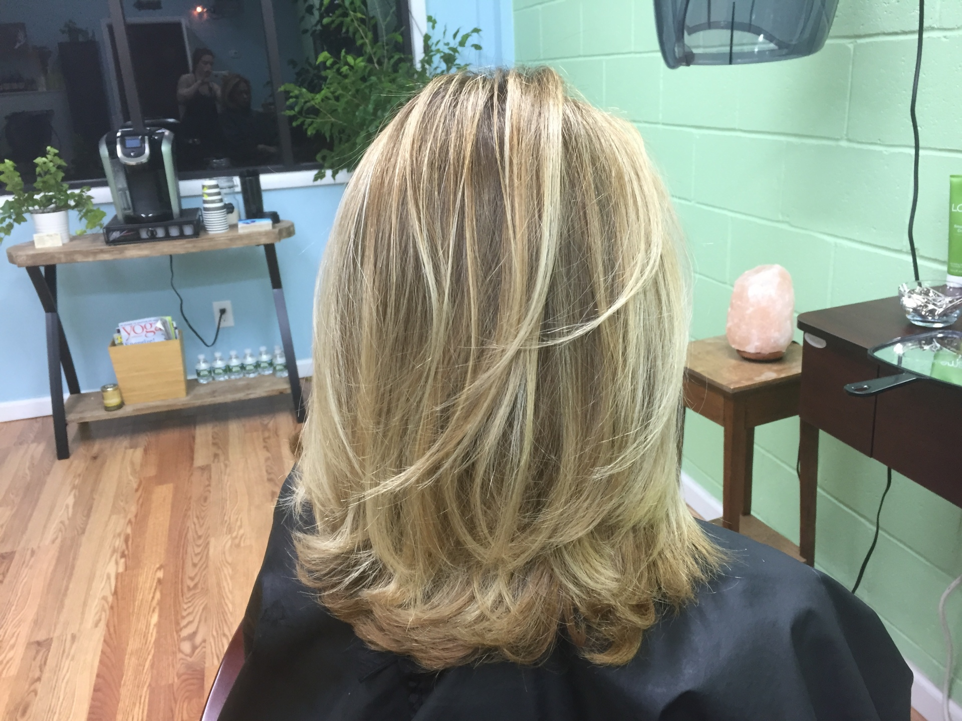 ORGANIC COLOR  & CUT SERVICES