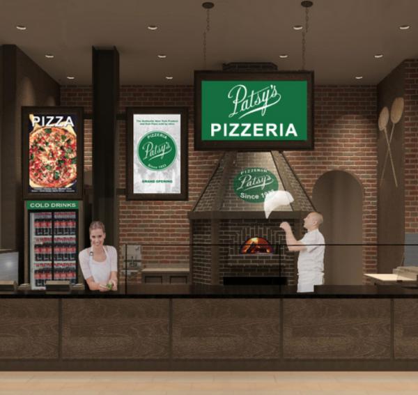 Patsy's Pizzeria - Garden City LI, NY