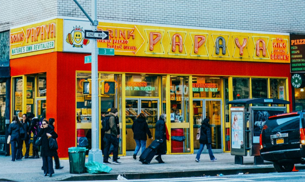 Papaya King - NYC