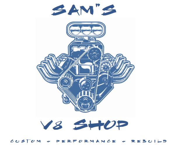 Sam's V8 Shop