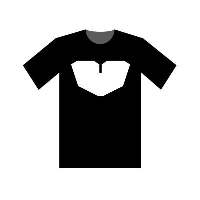 Heart Tee - Black $ 25