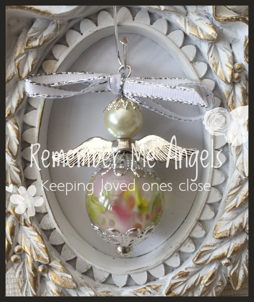 Angel, ashes, memorial, funeral,