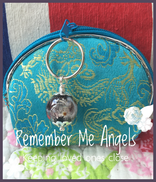 NEW! - Remember Me Angels Keyring - £40