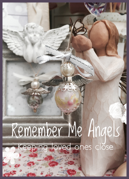 Pale Remember Me Angel -£45