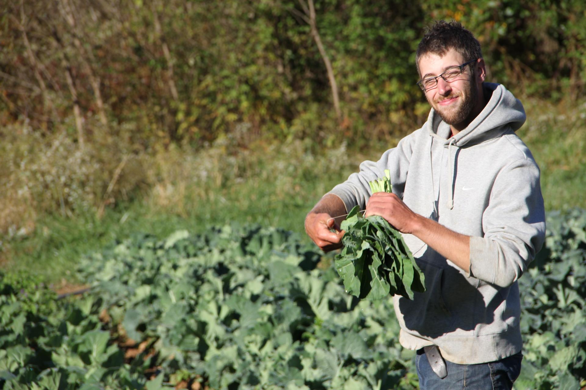 2012-2014 Farm Asssitant, Ryan Clark