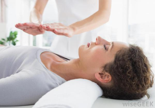 Energy Work & Reiki