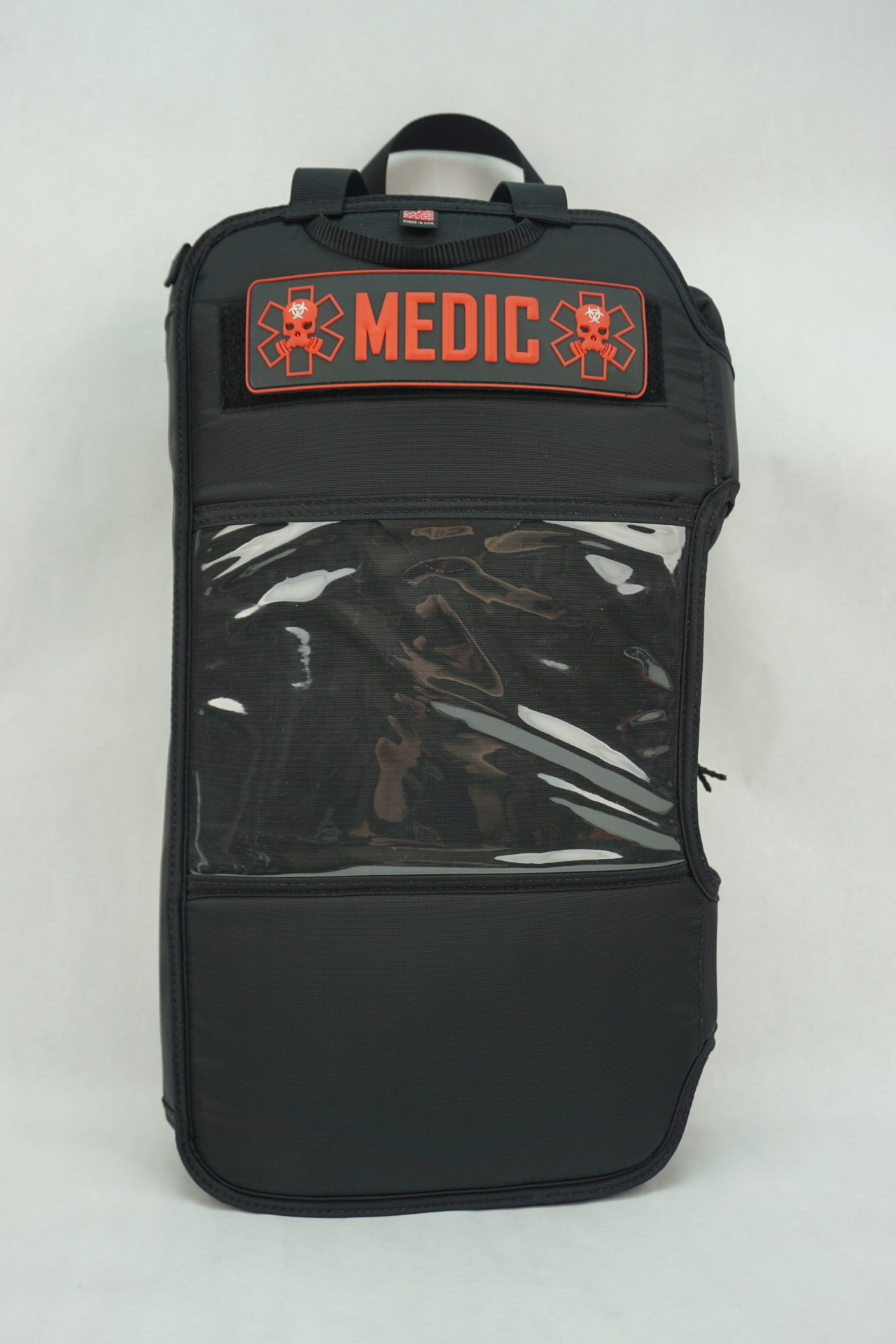 Large Tactical DASH bag front view