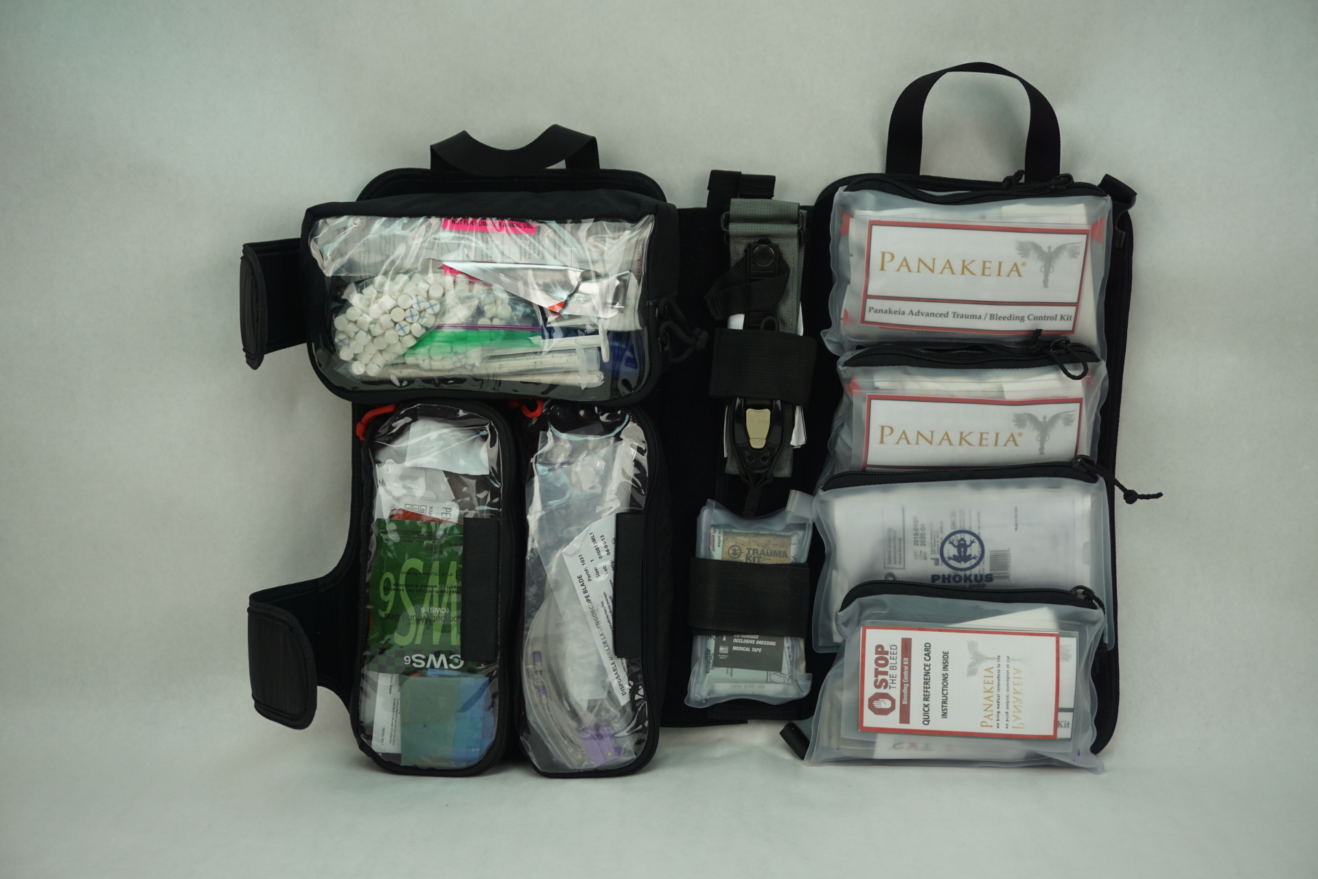DASH bag Medical Loadout