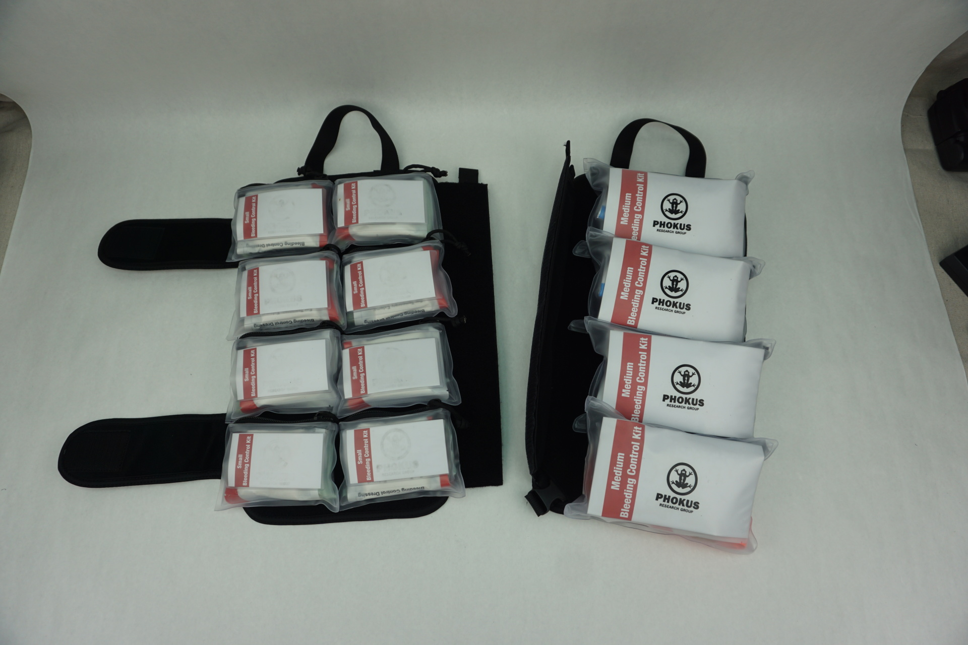 DASH Bag split