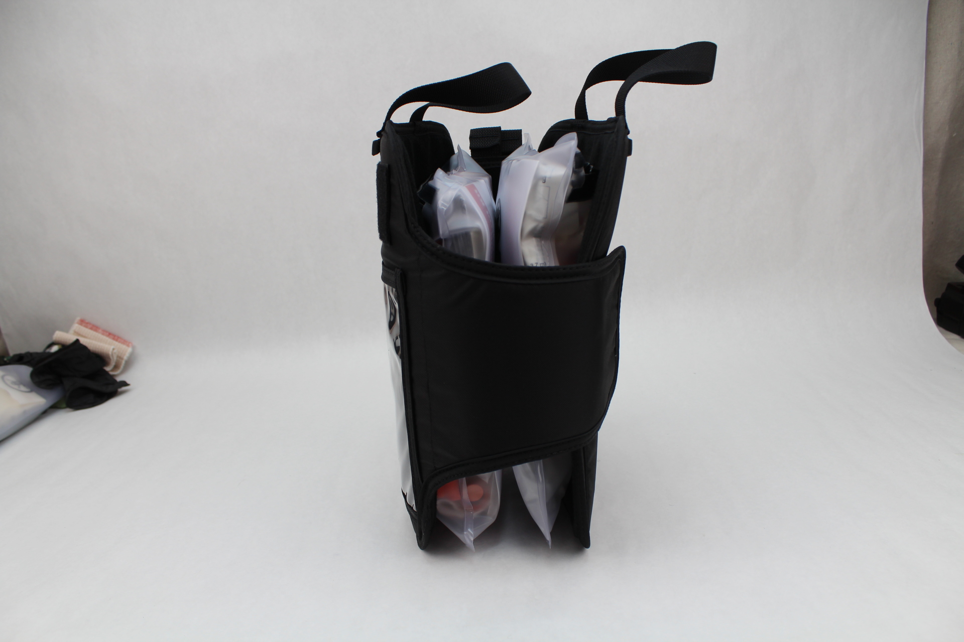 Medium Tactical DASH bag closure edge