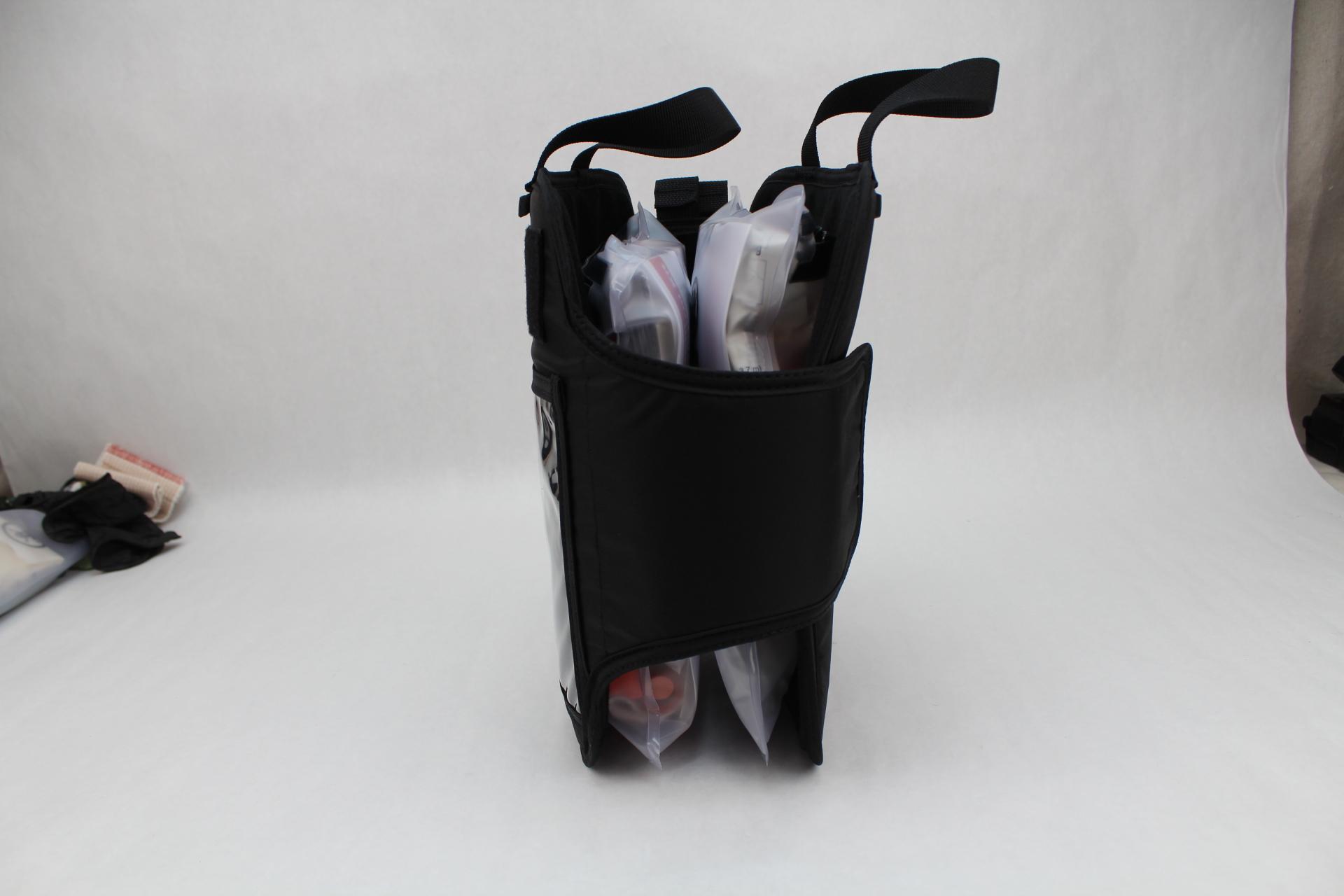 Medium Tactical DASH bag closure edge