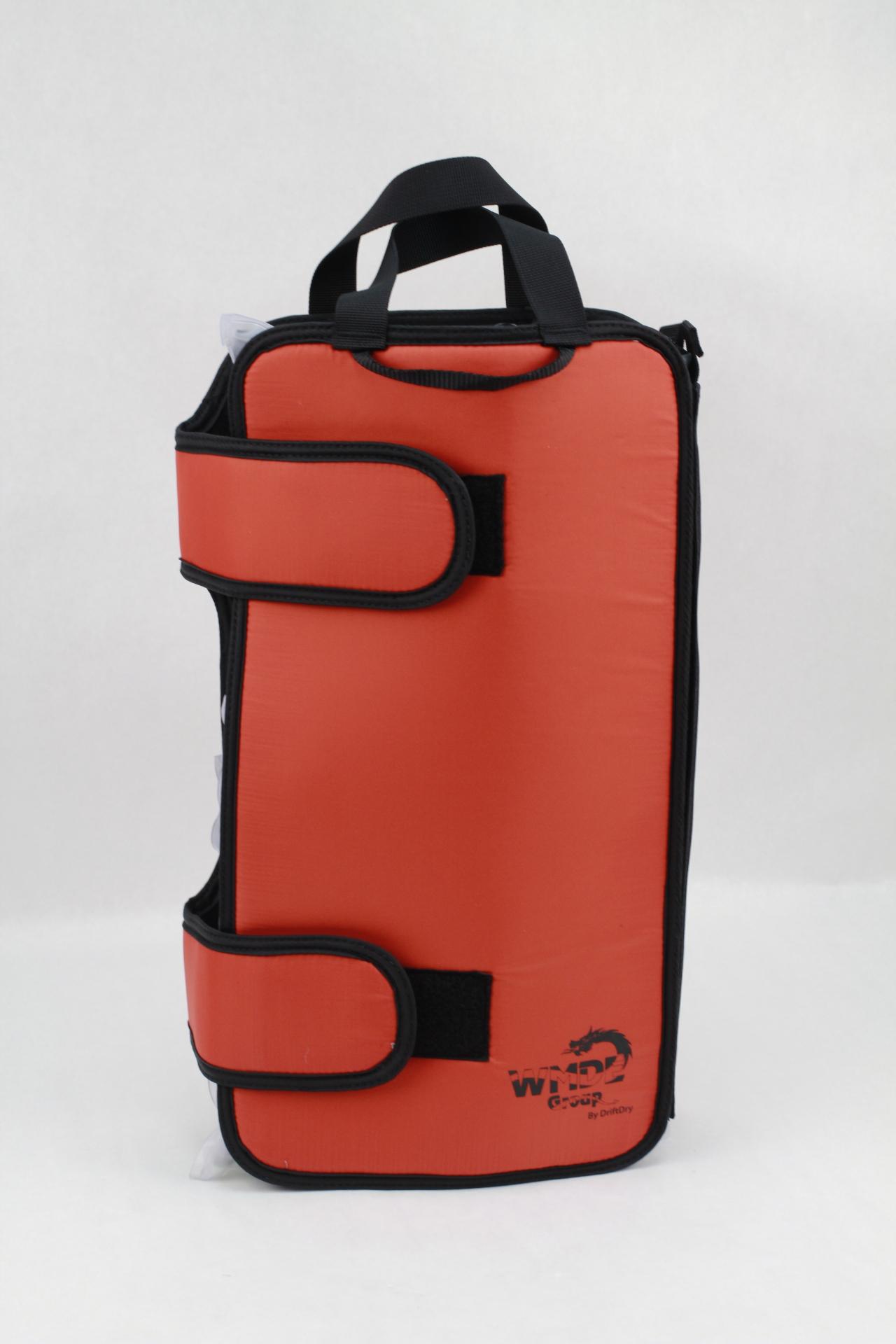 Large Civilian DASH bag back view