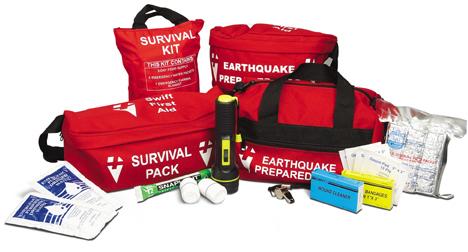 Emergency Preparedness Expo in Glendora