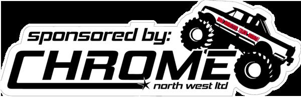 Chrome North West Mini Monster Truck Mania