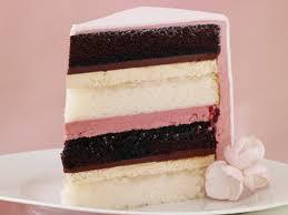 Perfect Cake Slice