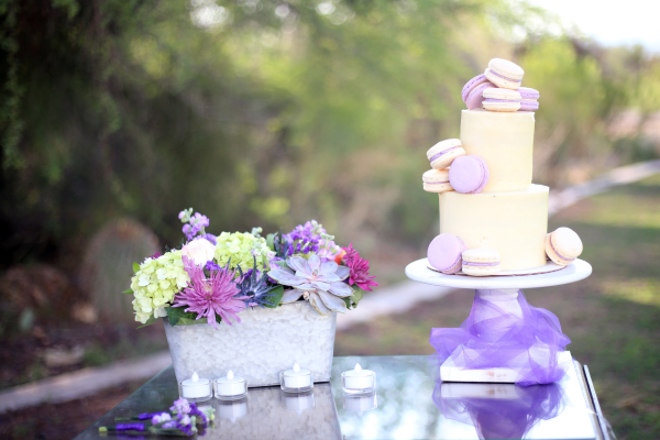 Lavender Love Styled Shoot